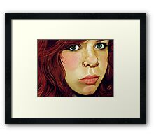 Painter SP Framed Print