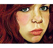 Painter SP Photographic Print
