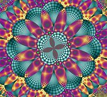 Gaussian Bloom by Mark Eggleston