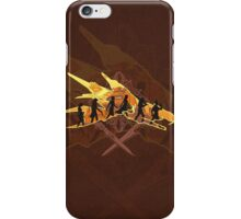 THE TWO SWORDS iPhone Case/Skin