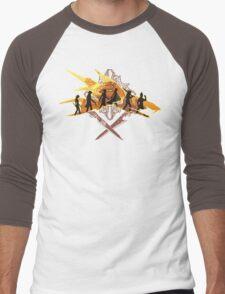 THE TWO SWORDS Men's Baseball ¾ T-Shirt