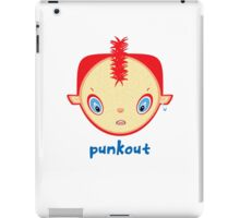 Punkout - HeadsUp iPad Case/Skin