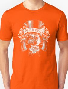 Pugs N Roses T-Shirt