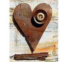 Best from my Heart Photographic Print