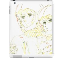 Space Battleship Yamato 2199 - Nobuteru Yuki iPad Case/Skin