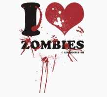 I (heart) Zombies by Chris McQuinlan