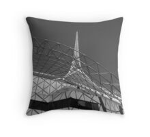 Victorian Performing Arts Centre Throw Pillow