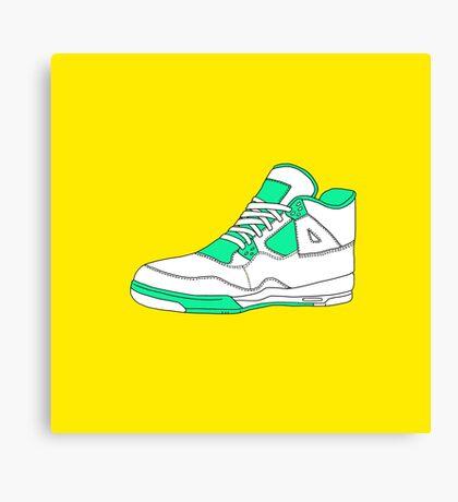 Jordans Canvas Print
