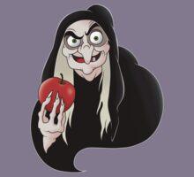 Evil queen witch  Kids Tee
