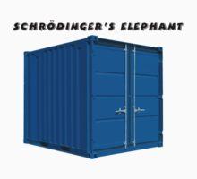 Schrödinger's Elephant by wolfcat