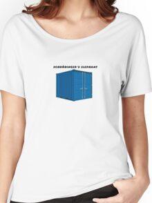 Schrödinger's Elephant Women's Relaxed Fit T-Shirt