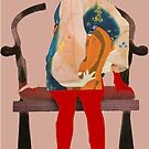 masquerade, 2008 by Thelma Van Rensburg
