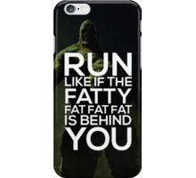 outlast mobile cover  iPhone Case/Skin