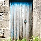 Rustic Door by Stephen Knowles