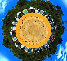 Life's a beach... house! by Kym Slark