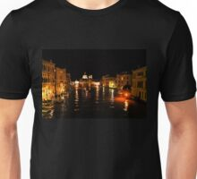 Impressions Of Venice - Grand Canal Gold Unisex T-Shirt
