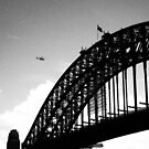 Sydney Harbour Bridge by Guerrilla