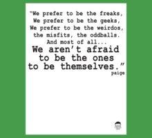 Best Geek Quote Ever... One Piece - Short Sleeve