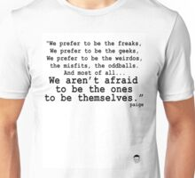 Best Geek Quote Ever... Unisex T-Shirt