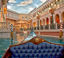 The Gondola by Paul Louis Villani