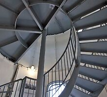 Steel Spiral by phil decocco