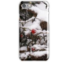 Tiny Red Berry iPhone Case/Skin