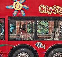 CitySightSeeing at the aquarium by awefaul
