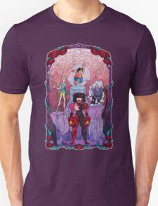 The Crystal Gems Unisex T-Shirt
