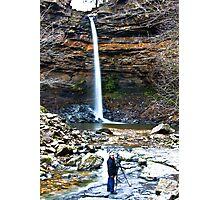 At Hardraw Force Photographic Print