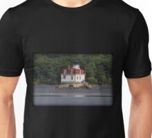 Esopus Meadows Lighthouse Afternoon Unisex T-Shirt
