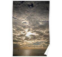 Sunrise - Bondi Beach Poster