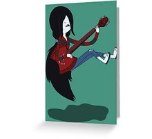 Adventure Time - Marceline 2 Greeting Card