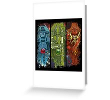 3 Spirits Greeting Card