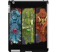 3 Spirits iPad Case/Skin