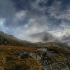 Through the Mist - St Sunday Crag by Paul  Nelson