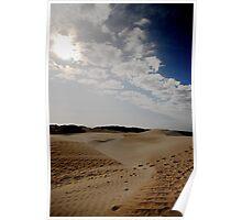 Desert - Perth Poster