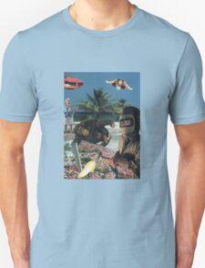 Mauve encounters Unisex T-Shirt