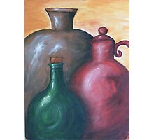 Jugs - Acrylic Photographic Print