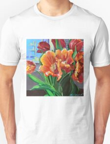 Tulips in the Window T-Shirt