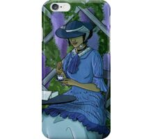 The Blue Travel iPhone Case/Skin