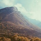 Mountains in the background V by Salvatore Russolillo