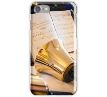 Ready to Ring (Low Bass Handbells) iPhone Case/Skin