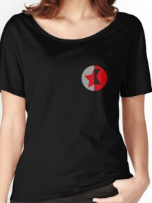 James/Natasha symbol Women's Relaxed Fit T-Shirt