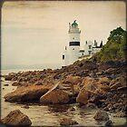 Cloch lighthouse by Liz Scott