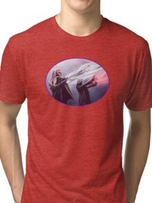 The Savior and the Evil Queen Tri-blend T-Shirt
