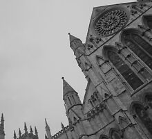 York Minster by angie coulston