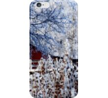 snow birds iPhone Case/Skin