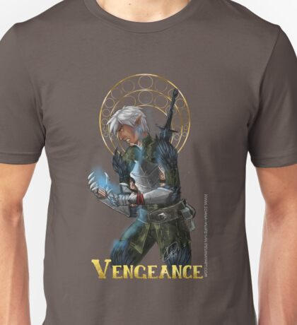 Vengeance and Fenris Unisex T-Shirt