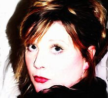 Self-Portrait by ElsieBell