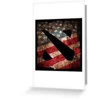 AMerican Gamers Greeting Card